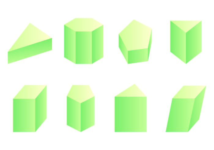 Set Prisma Vektoren