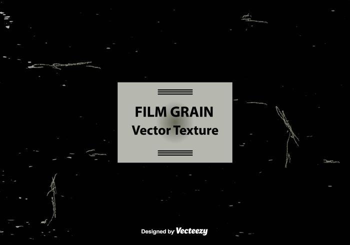 La textura del grano libre de Cine