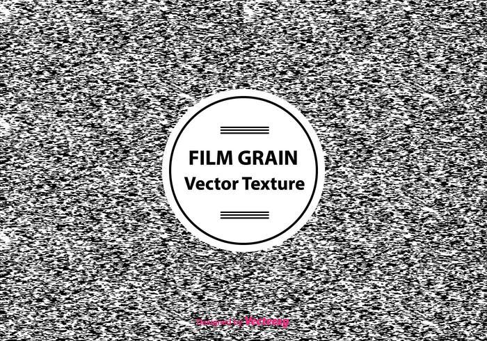 Resumen Grano de película Textura Vector