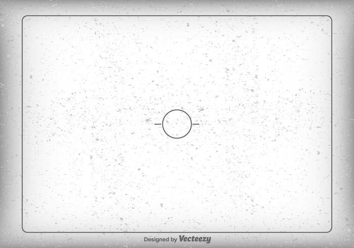 Vector Film textura de grãos
