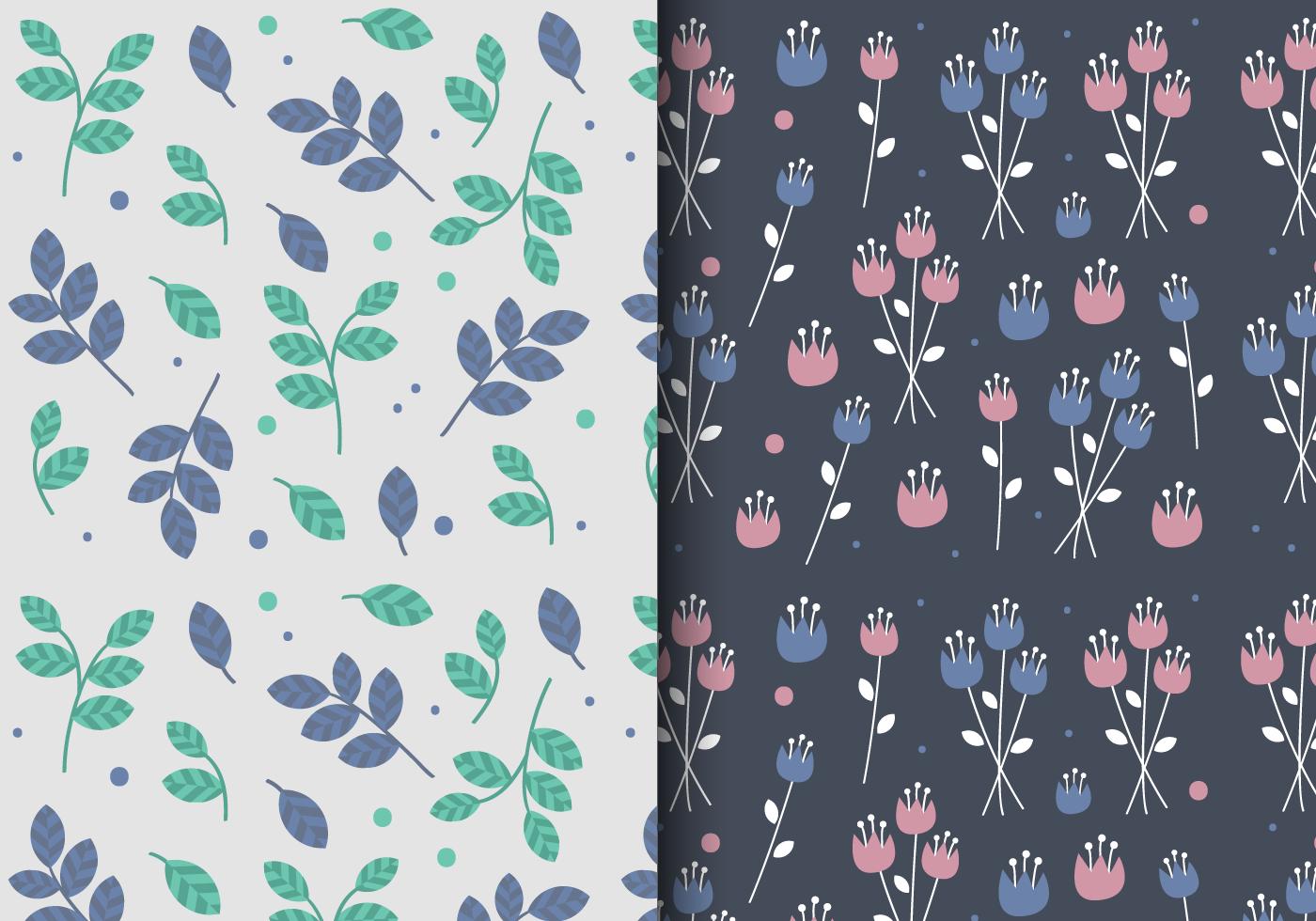 patron gratuit printemps floral t l chargez de l 39 art des graphiques et des images vectoriels. Black Bedroom Furniture Sets. Home Design Ideas