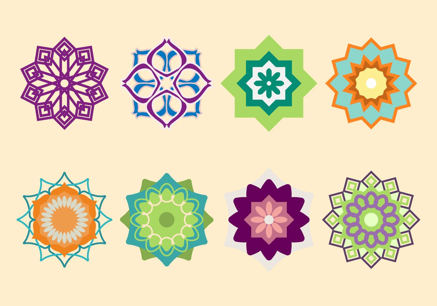 Islamic Ornament Vector Free Download 9017 Free Downloads