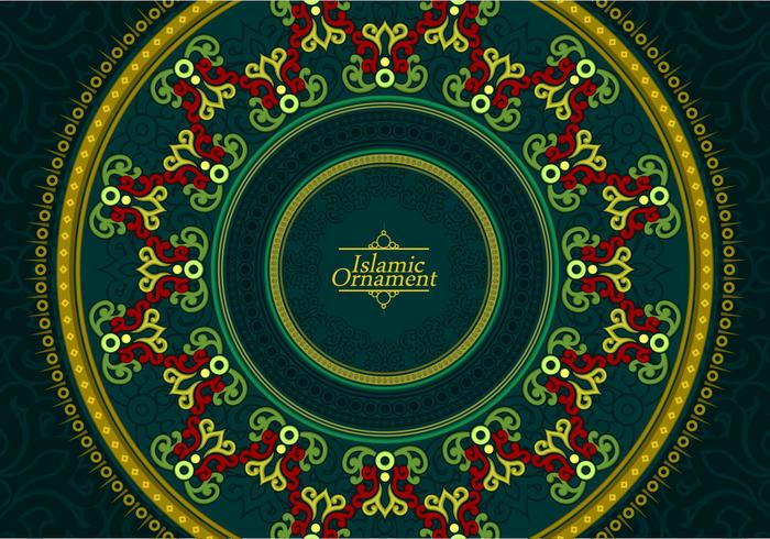 Islamic Ornament Free Vector