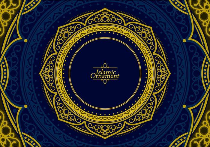 Islamic Ornament Free Vector