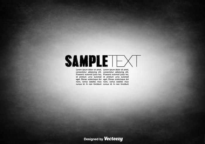 Vector Grunge Wall Template