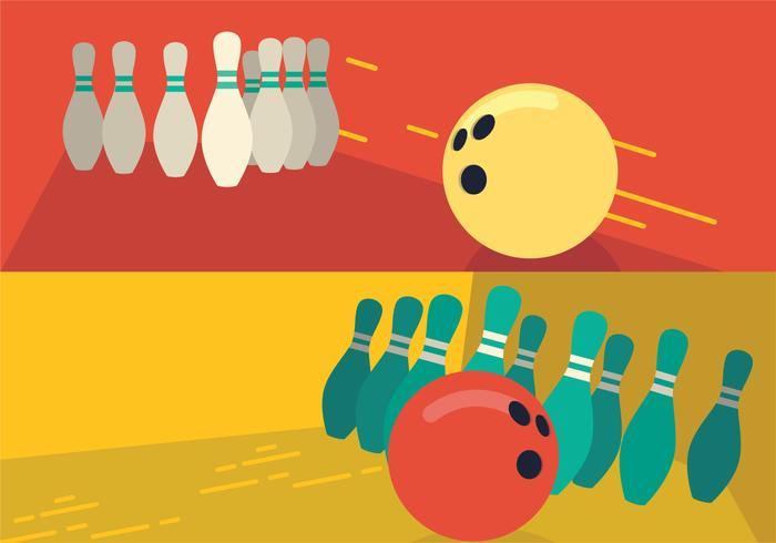 Pin de pista de bowling