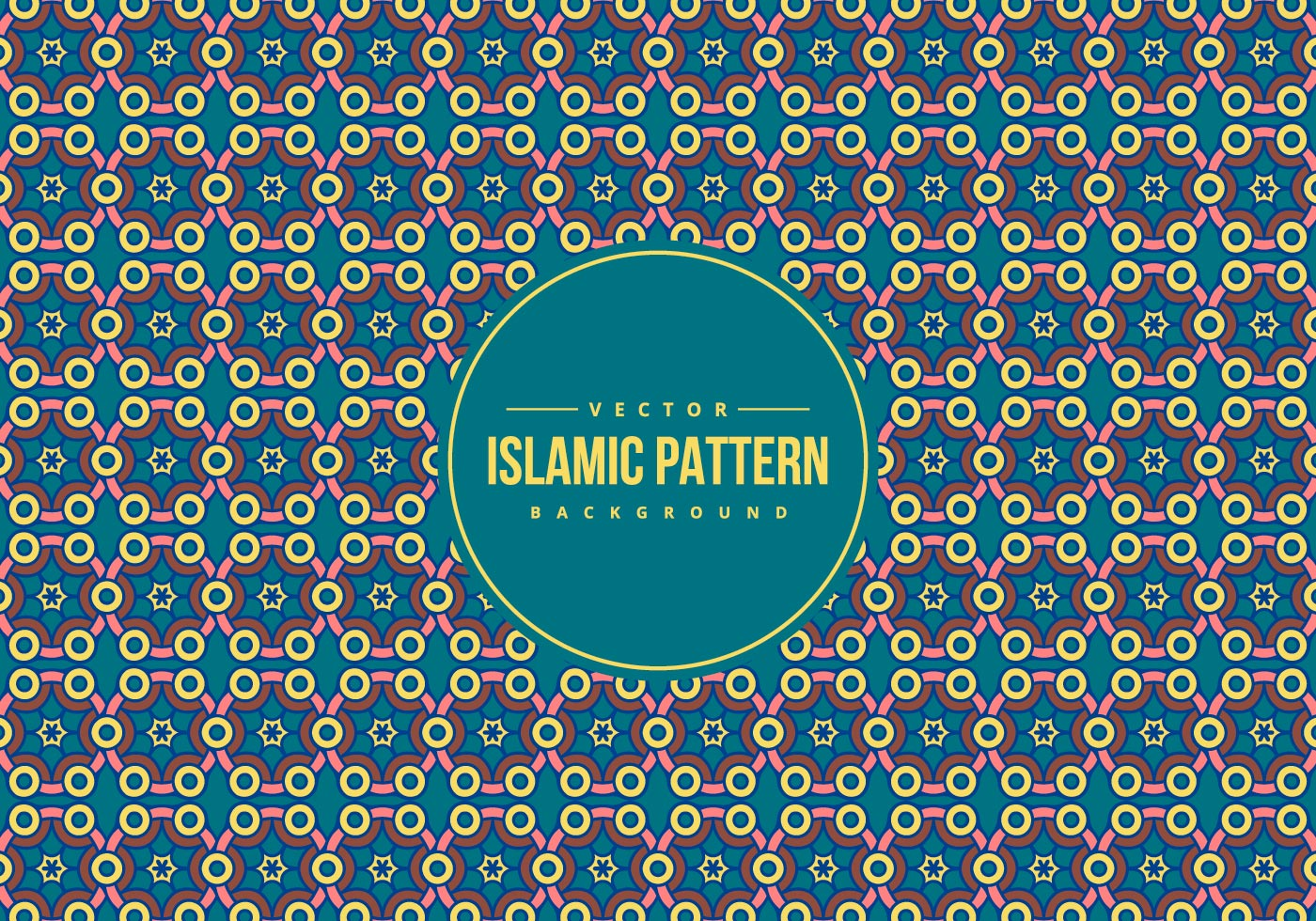 Islamic Background Vector Art & Graphics