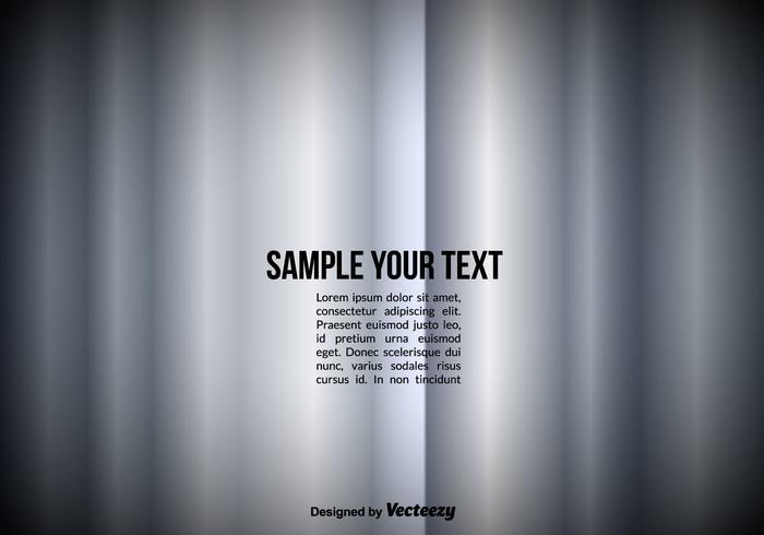 Vector Grey Gradient Background
