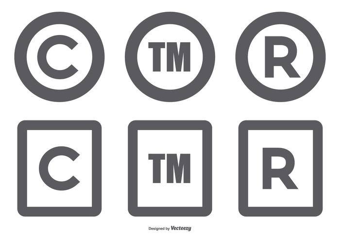 Copyright Symbol Collection