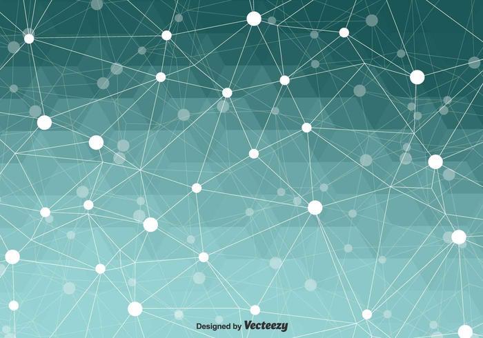 Vector Technologischer Hintergrund