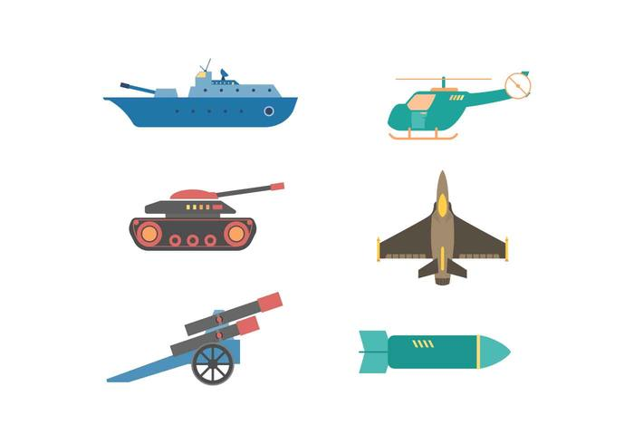 Free Elegant Military Element Vectors