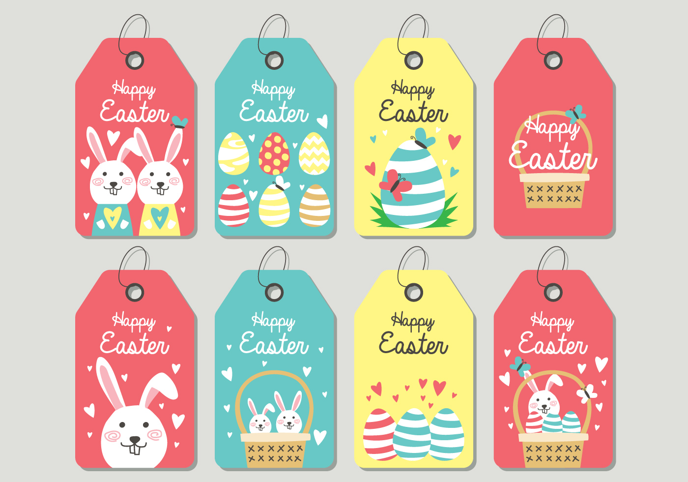 Cute Tags: Download Free Vector Art, Stock Graphics