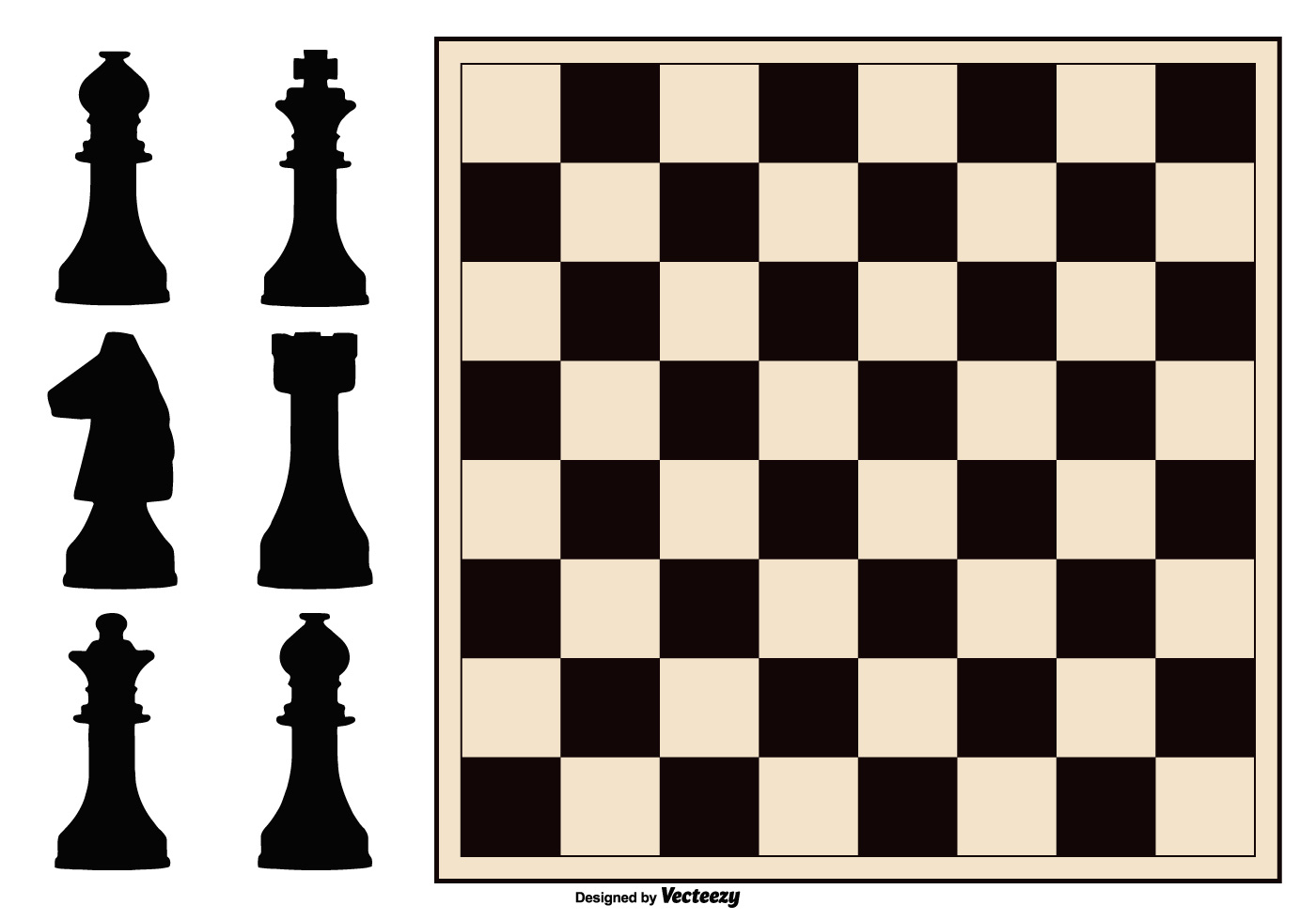 Chess Board Free Vector Art - (2791 Free Downloads)