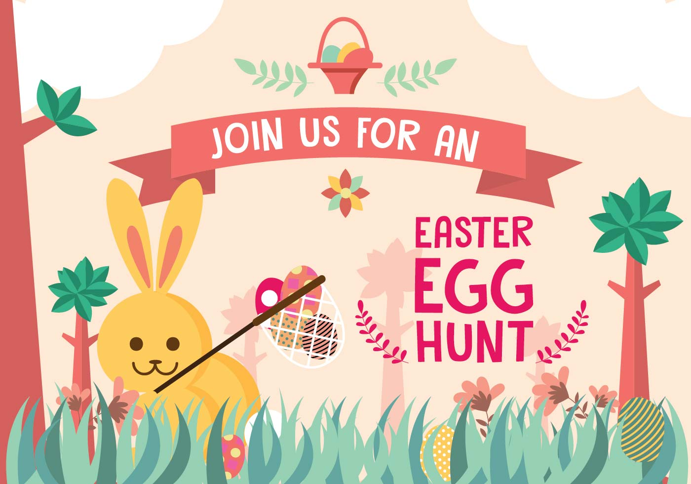 easter egg hunt invitation background vector download easter egg hunt clip art png easter egg hunt clipart free