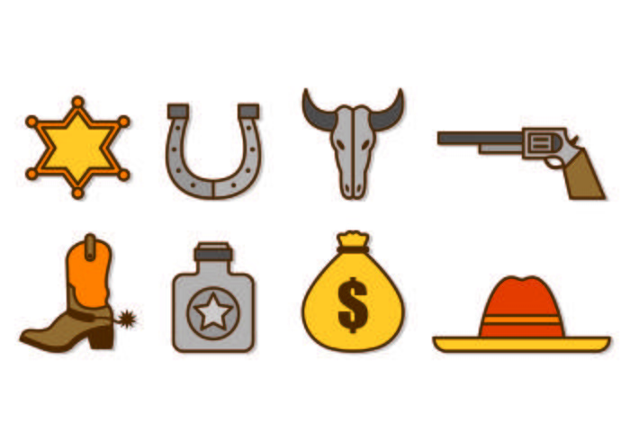 Vector Gaucho Icons