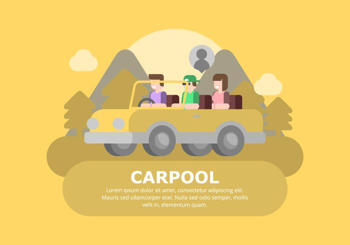 Carpool Background