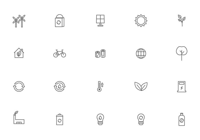 Free Earth Day Icon Vectors