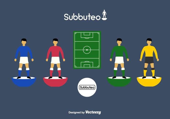 Subbuteo icon set