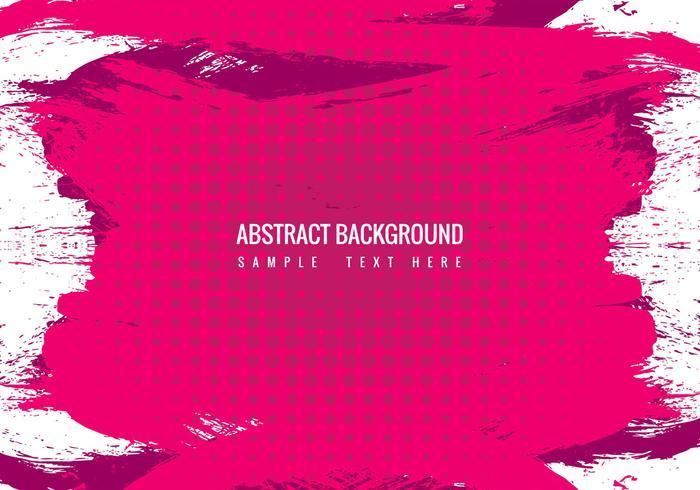 Free Vector Pink Grunge Background