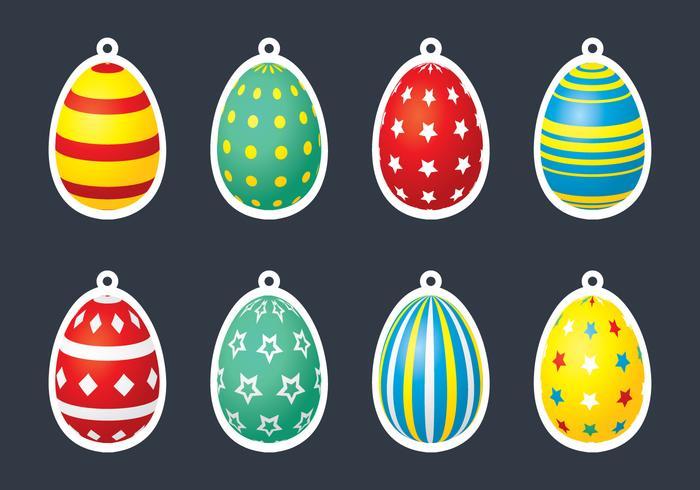 Egg Gift Tag