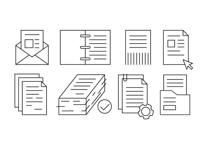 Free Linear Office Documents and Papers
