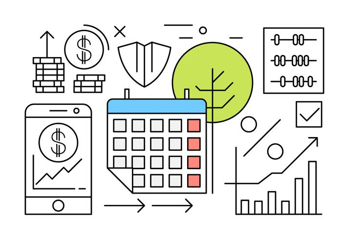 Free Business and Finance Vector Elements
