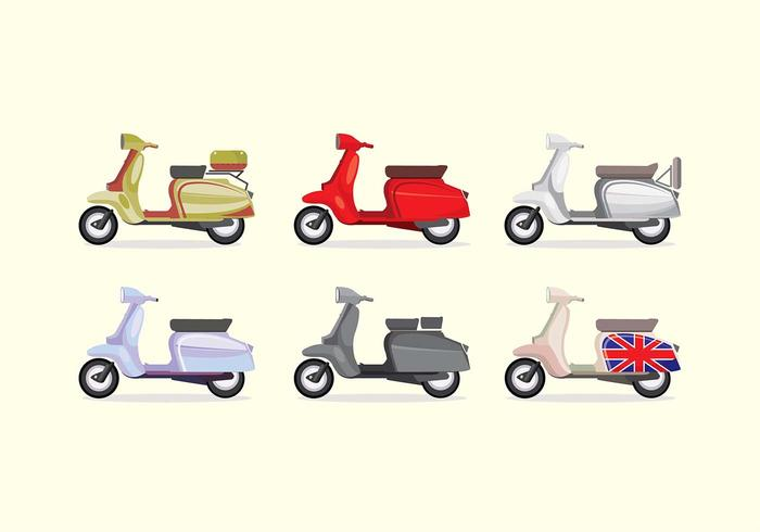 Lambretta Variantenvektor
