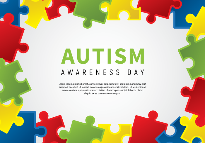 Autism Awarness Day Poster