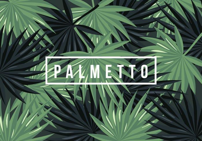 Palmetto bakgrund