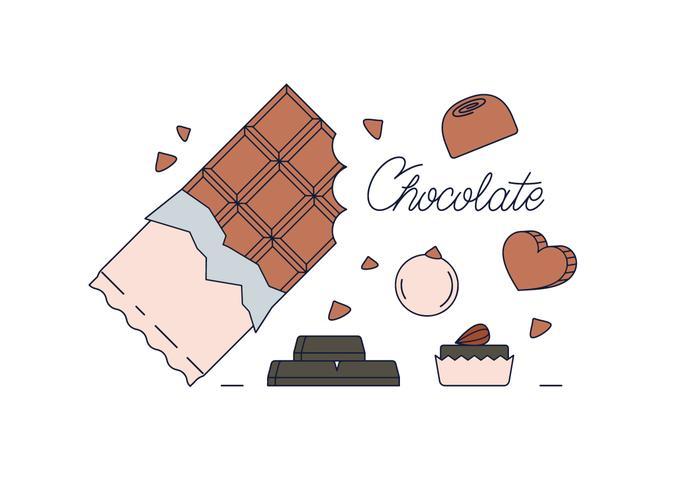 Free Chocolate Vector