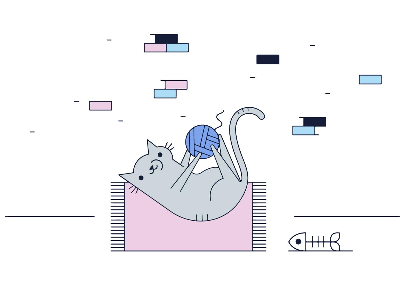 貓咪貼圖 免費下載 | 天天瘋後製