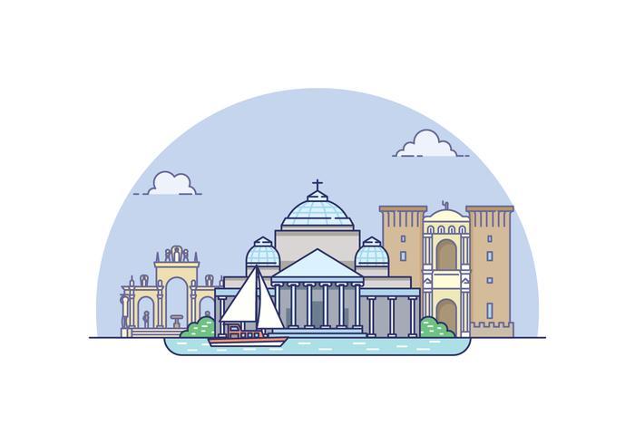 Napoli Landschaft