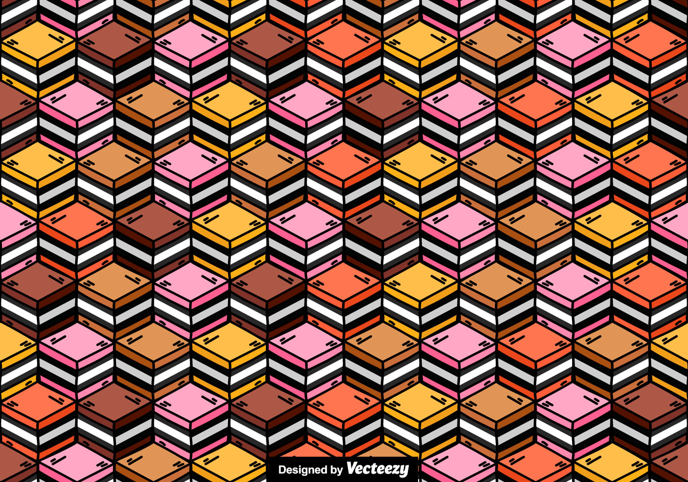 Licorice Candy Vector Seamless Pattern Download Free