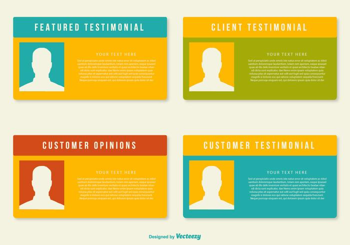 Customer Testimonial Templates