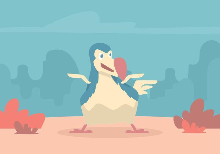 Illustrazione Dodo