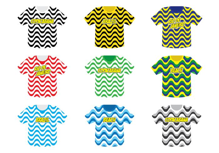 Collection Copacabana Tshirt