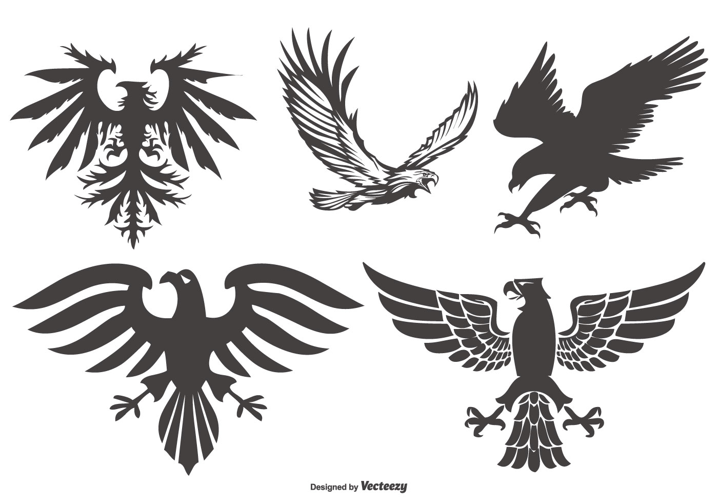 eagle free vector art 3363 free downloads rh vecteezy com eagle vector free ai eagle vector free ai