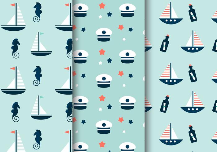 Mar livre padrão náutico