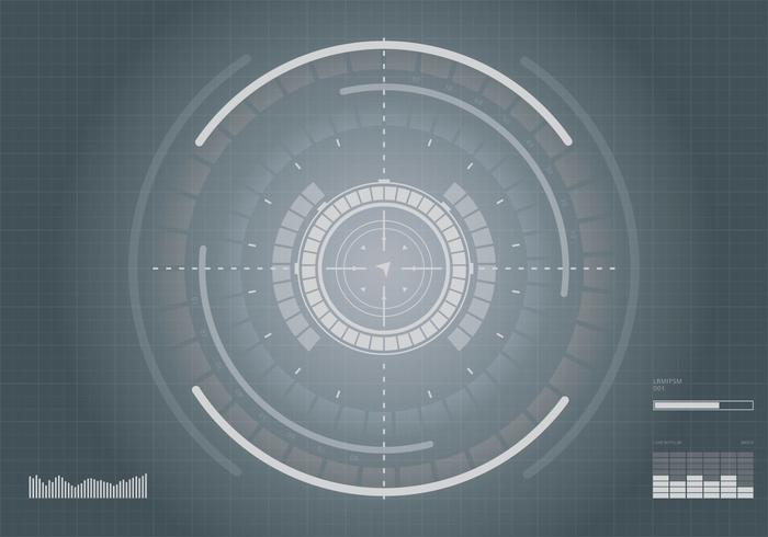 HUD Background and Element Background Set
