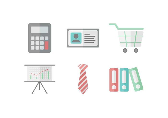 Free Elegant Business Element Vectors