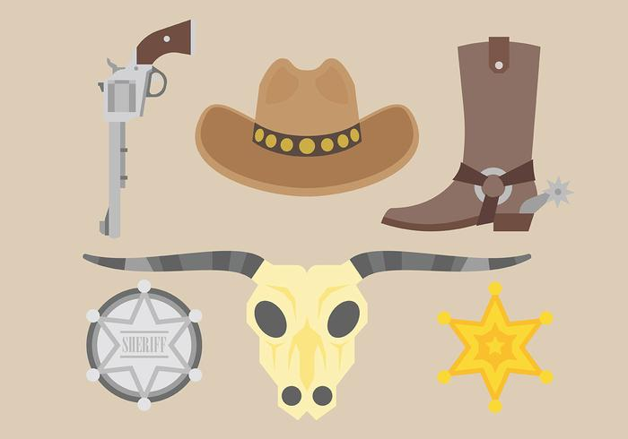 Free Gaucho Icons Vector
