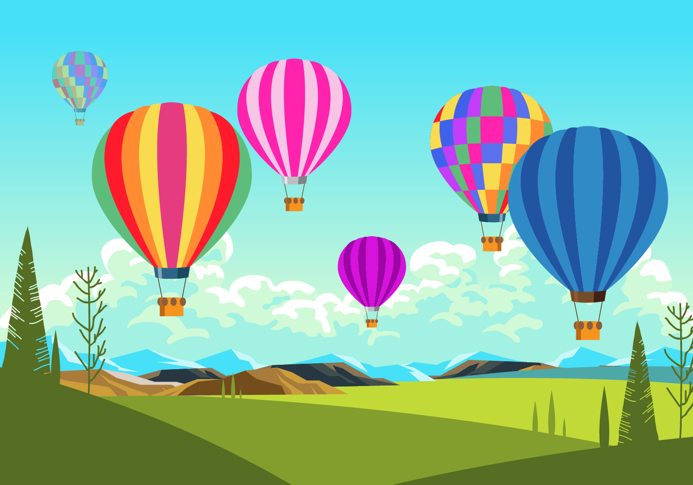 how to buy a hot air balloon