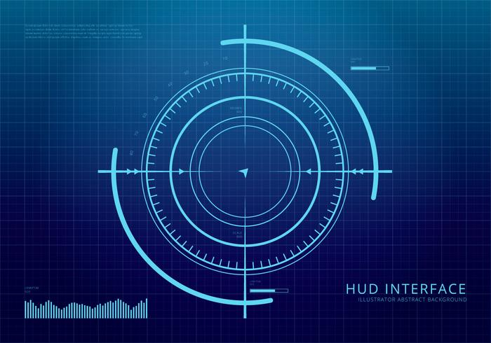 HUD Background and Element Background Set