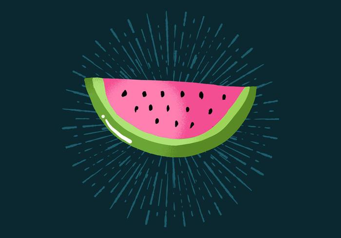 Radiant Watermelon