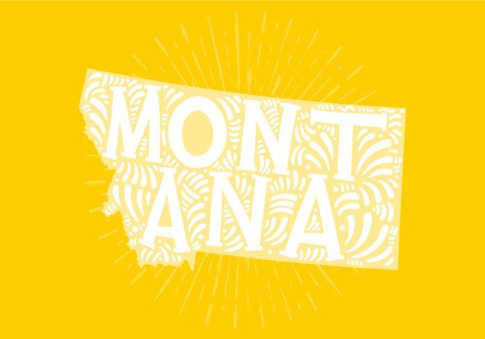 Lettre d'état de Montana