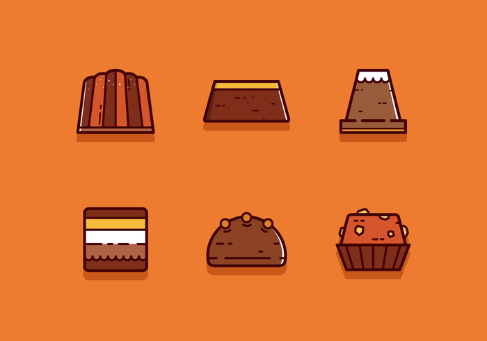 Free Chocolate Vector