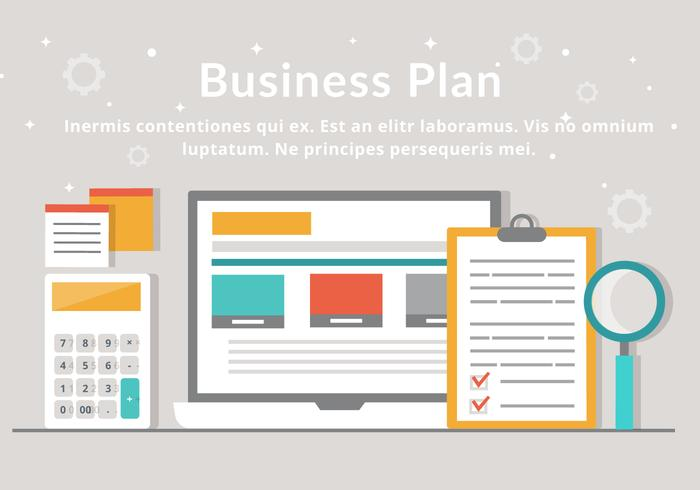 Free Business Plan Vector Elements  Download Free Vector Art