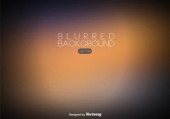 Vector Blurred Background - Abstract Background