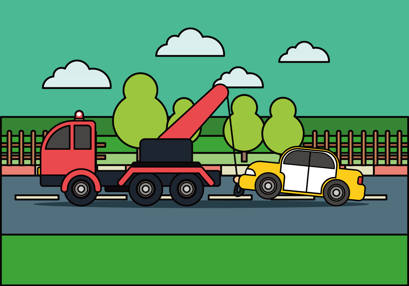 Roadside Assistance Free Vector Art 777 Free Downloads