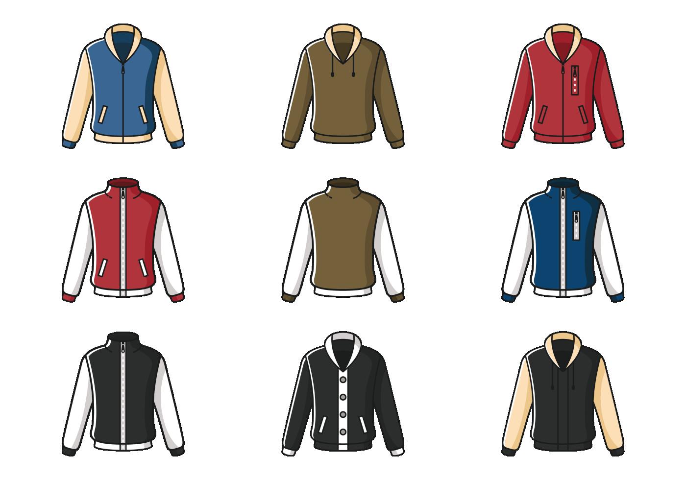 Varsity Jacket Free Vector Art 353 Free Downloads